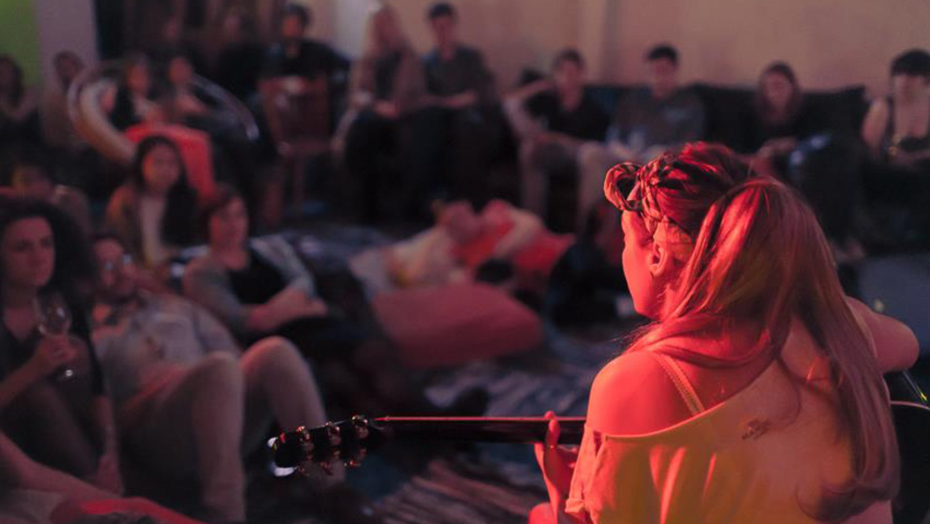 London's eclectic live music night