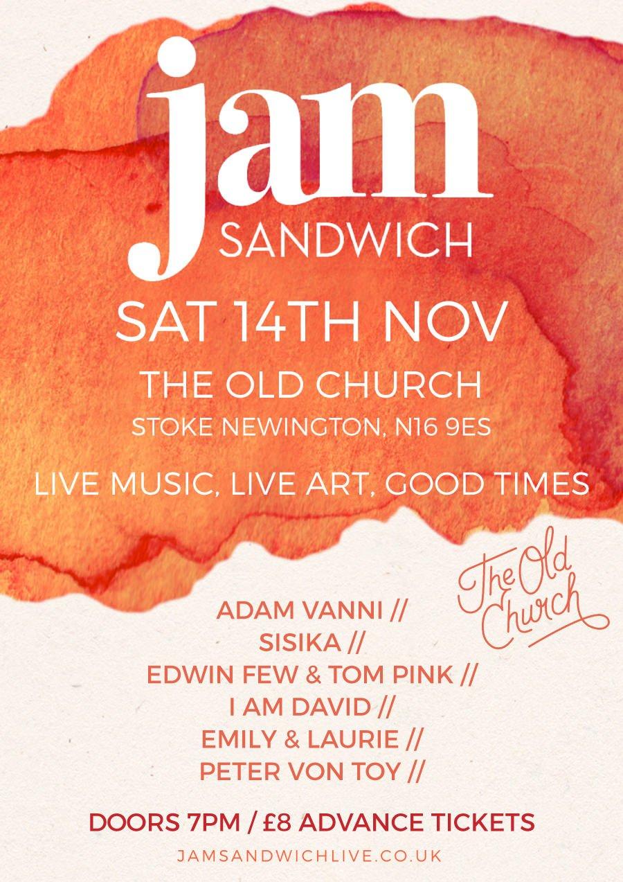 Jam-Sandwich-poster-NOVEMBER-2015-900